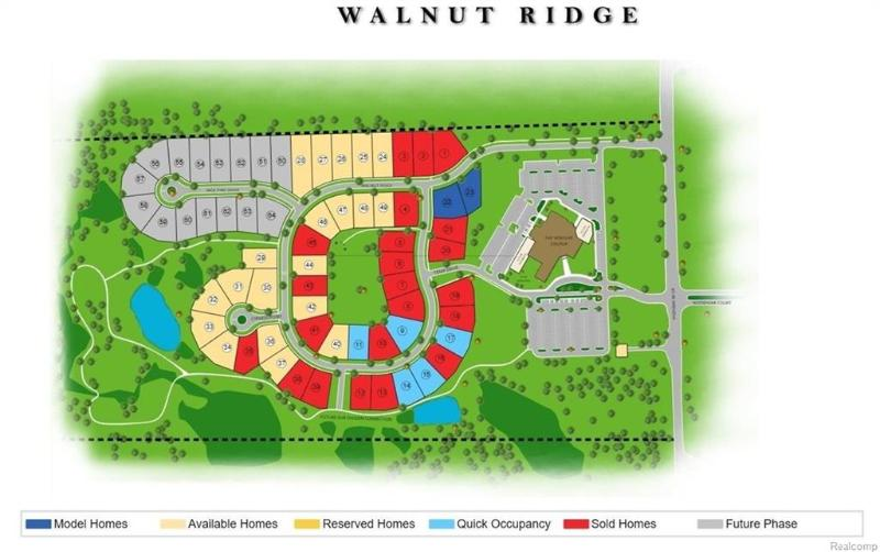 Listing Photo for 2237 Walnut View Drive (homesite 49)