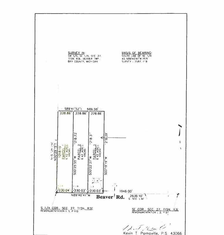 Listing Photo for 0 W Beaver Rd Lot #1