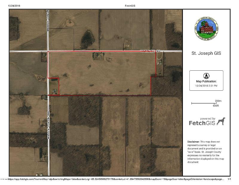 Listing Photo for Townline Road 62.5 acres